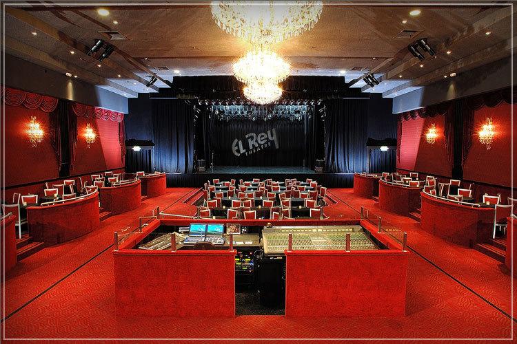 The El Rey : live music venues in los angeles for mid sized bands ~ Russianpoet.info Haus und Dekorationen