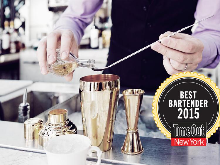 New York's Best Bartender 2015: The top 50