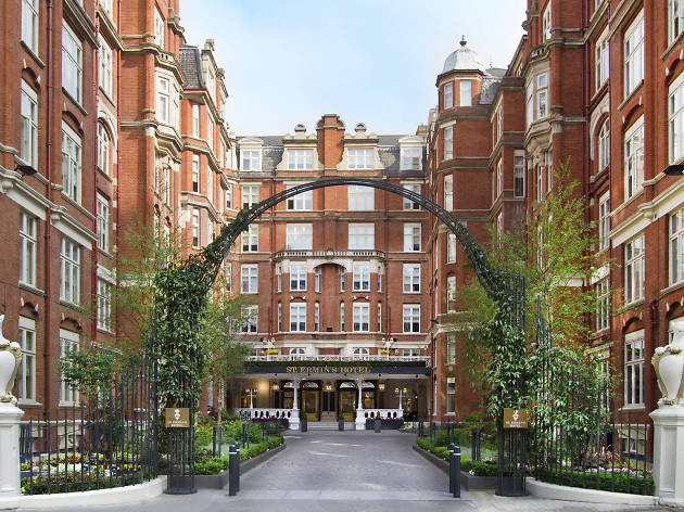 St Ermin's Hotel competition