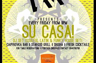 Su Casa at Kaya | 20 Mar