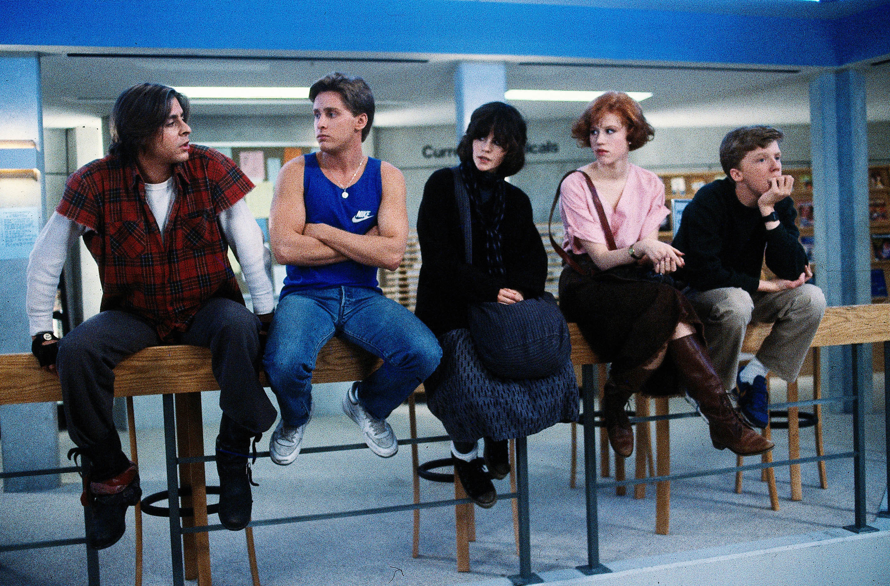 The Breakfast Club will return to theaters (too briefly!)