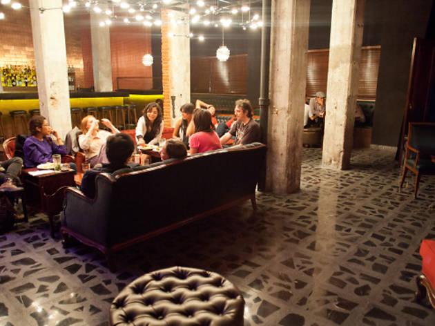Antros y bares en la Juárez