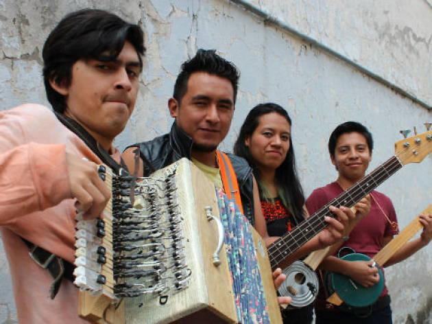 Re Si Dúo. Primer Festival Internacional de Música y Arte Informal
