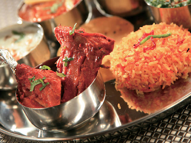 The best Indian food in Washington, DC