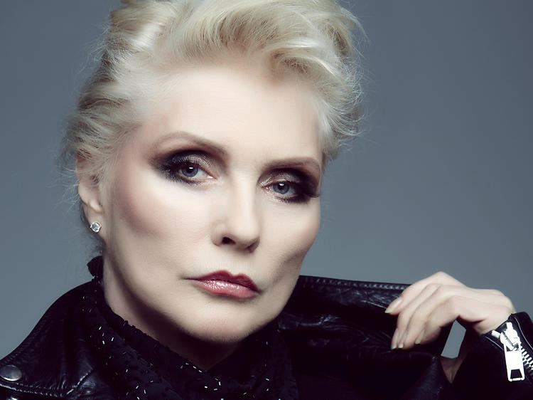 Blondie's Debbie Harry talks her new cabaret show and the power of sexuality