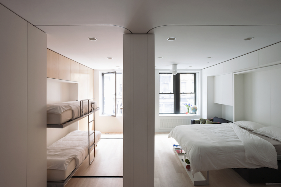 Four tiny New York apartments that will wow you with their creative use of space