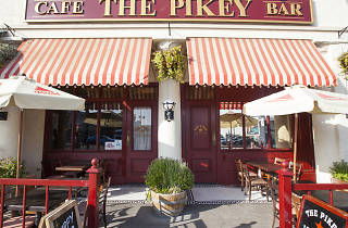 Easter British Brunch and Holiday Dinner at The Pikey
