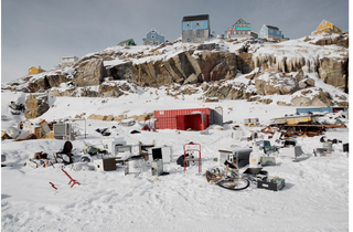 (Camille Michel (France): Abandonment, 2014. Location: Uummannaq, Greenland)