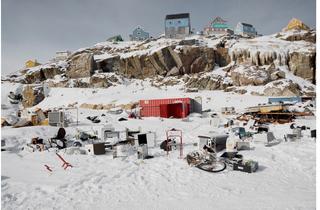 (Camille Michel (France): Abandonment, 2014. Location: Uummannaq, Greenland)