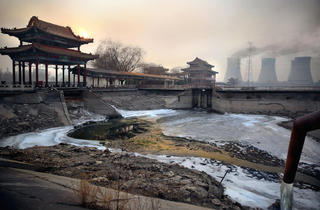 (Souvid Datta (UK): Shuogang Factory. Location: Beijing, China)