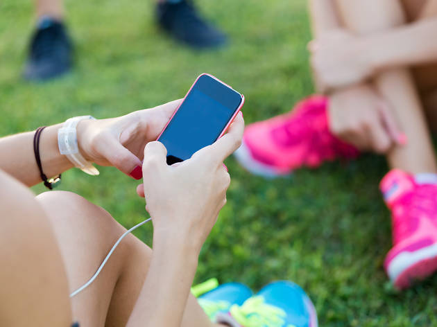 Apps para salir a correr