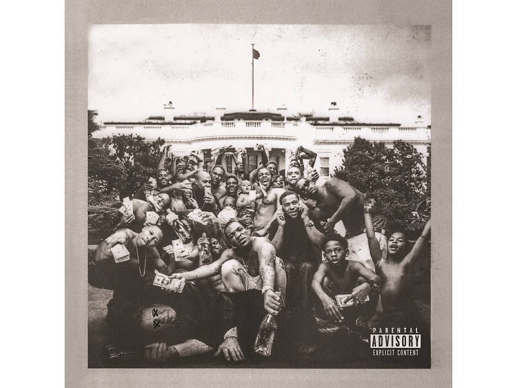 Kendrick Lamar –'To Pimp a Butterfly'