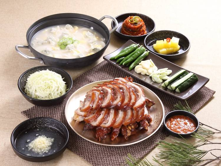 Where to eat great Korean food in Seoul