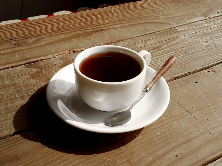 명동과 종로 카페