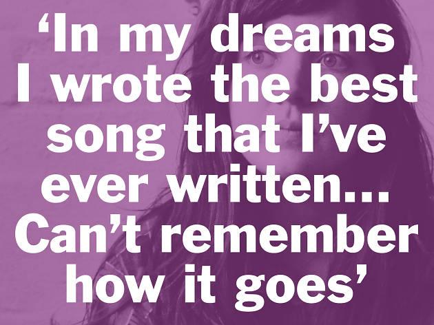 The best Courtney Barnett lyrics