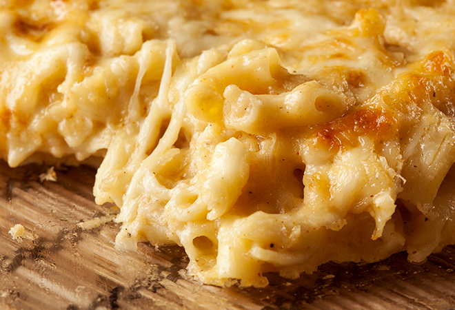 Taste NYC's best mac and cheese