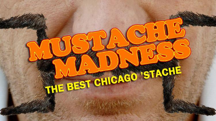 Chicago mustache championship