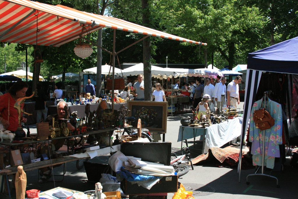 Burkliplatzmarkt, Zurich market, Time Out Switzerland