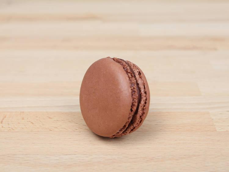 Chocolate at Maison Ladurée