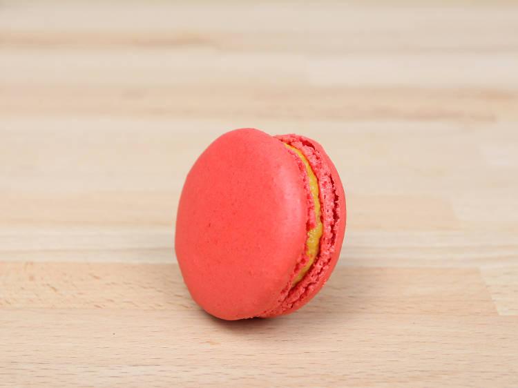 Passion fruit at La Maison du Macaron