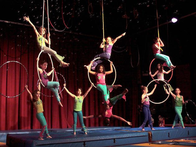 CircEsteem Family Circus