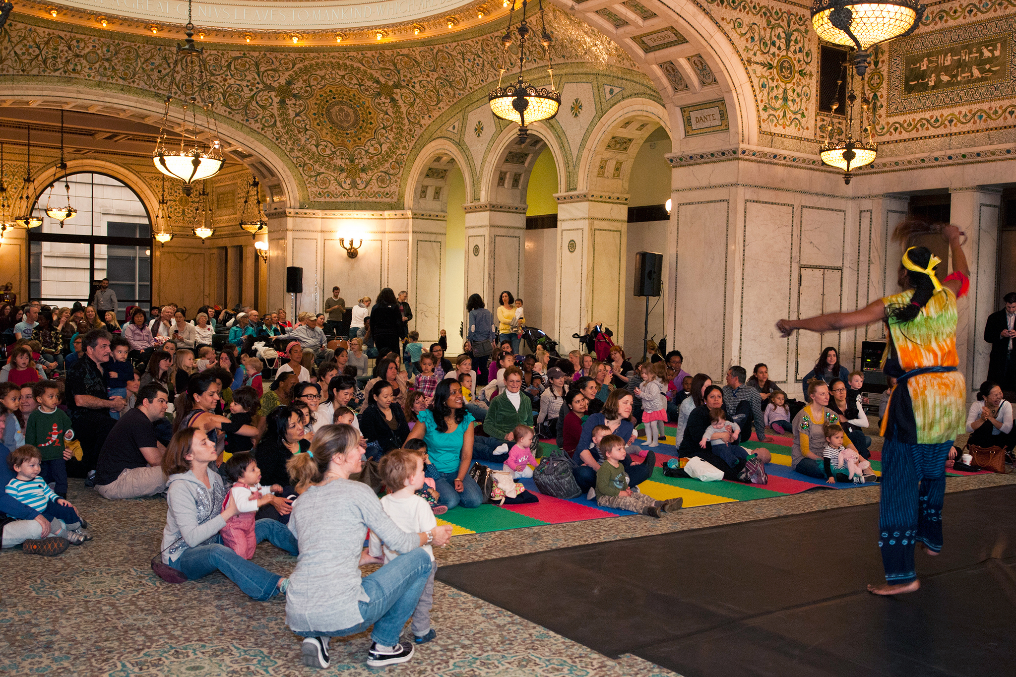 Juicebox Series at the Chicago Cultural Center