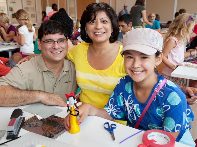 Art Institute Family Festival