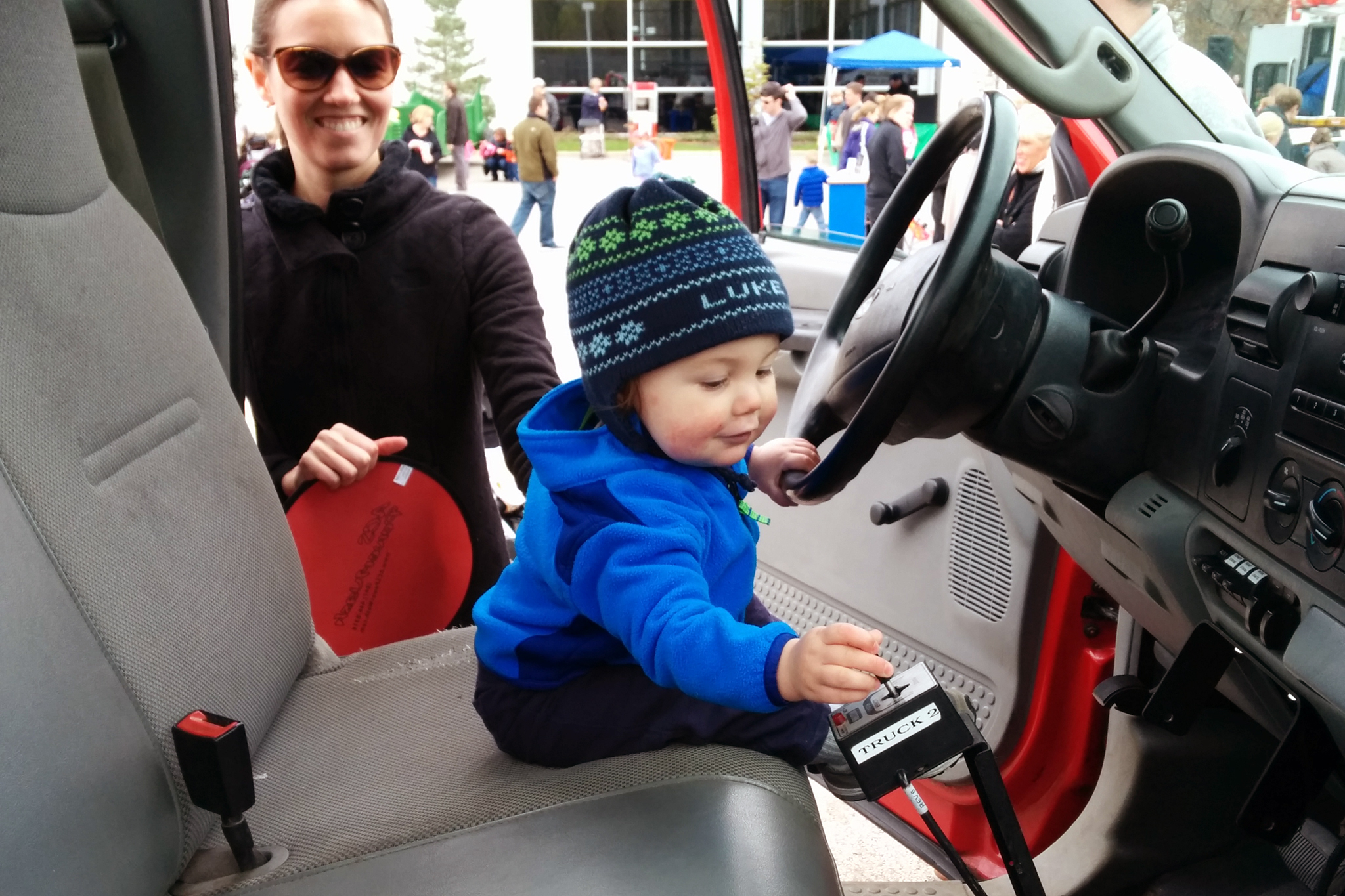 Touch a Truck Family Festival