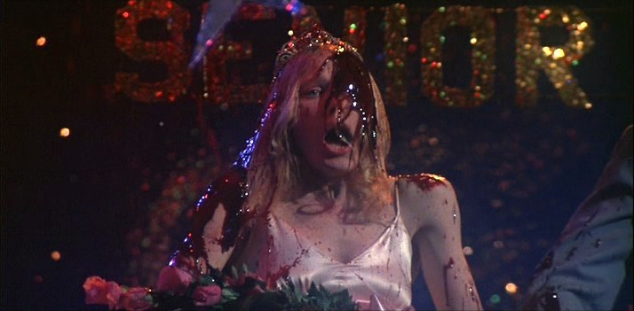 Best teen movie prom scenes, Carrie