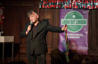 Laugh Out London's Big Christmas Weekend for Shelter