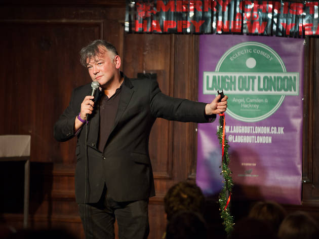 London's top 20 comedy clubs