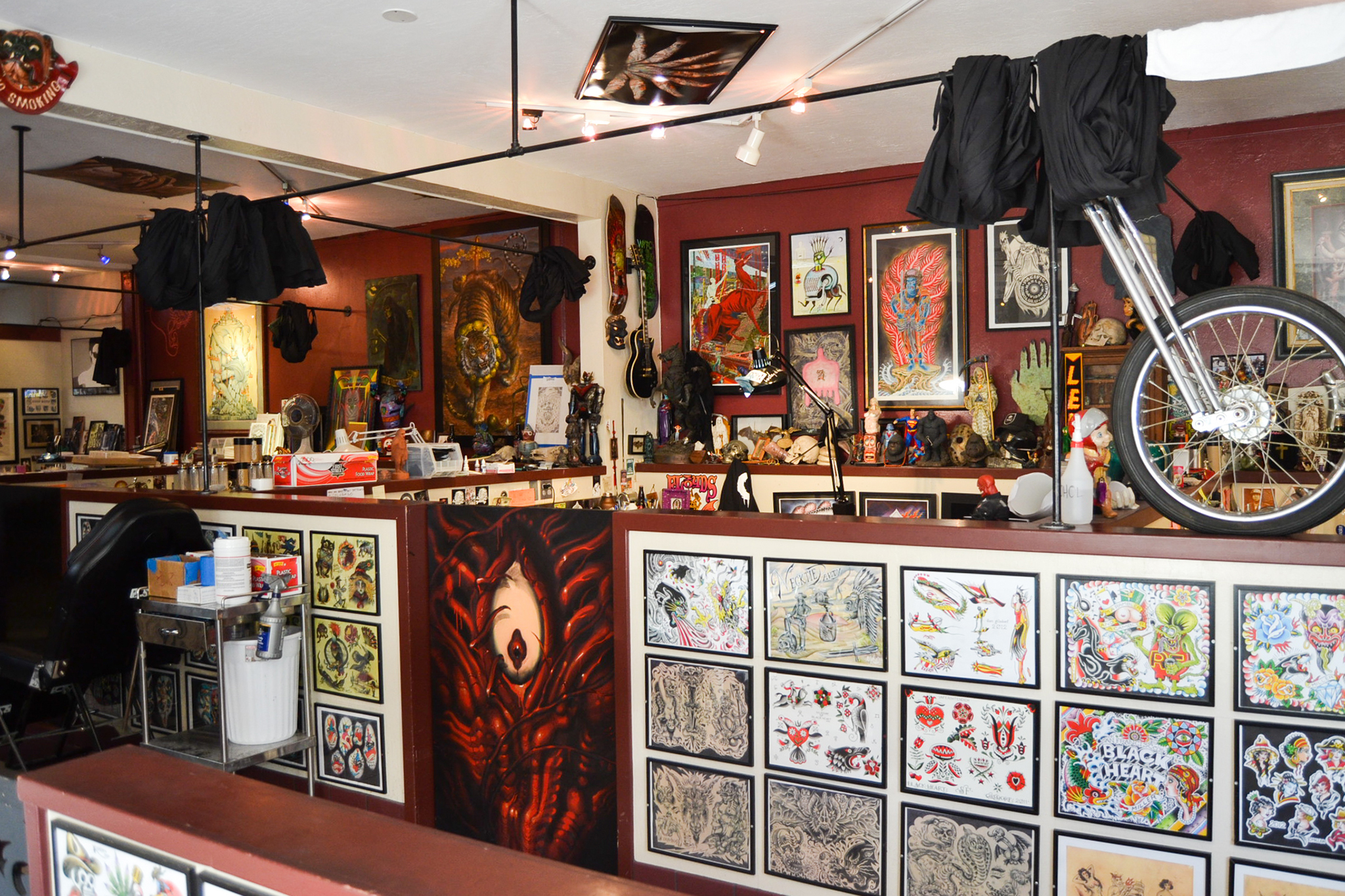 28717baaa Best tattoo shops in San Francisco for tattoo art and piercings