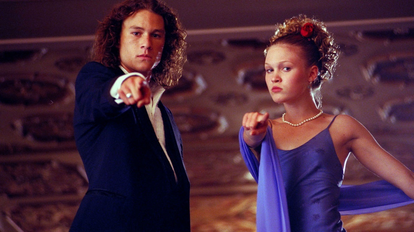 Best teen movie prom scenes, 10 Things I Hate About You