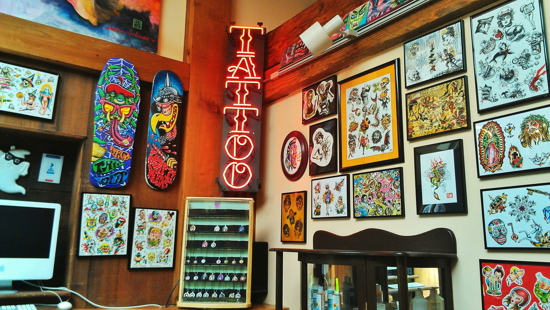 The best tattoo shops in San Francisco