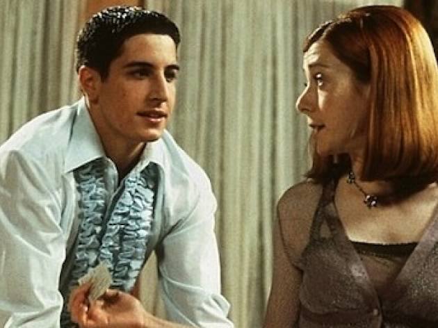 Best teen movie prom scenes, American Pie