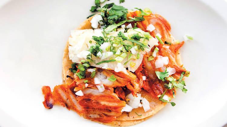 Tacos Manolo (Foto: Alejandra Carbajal)