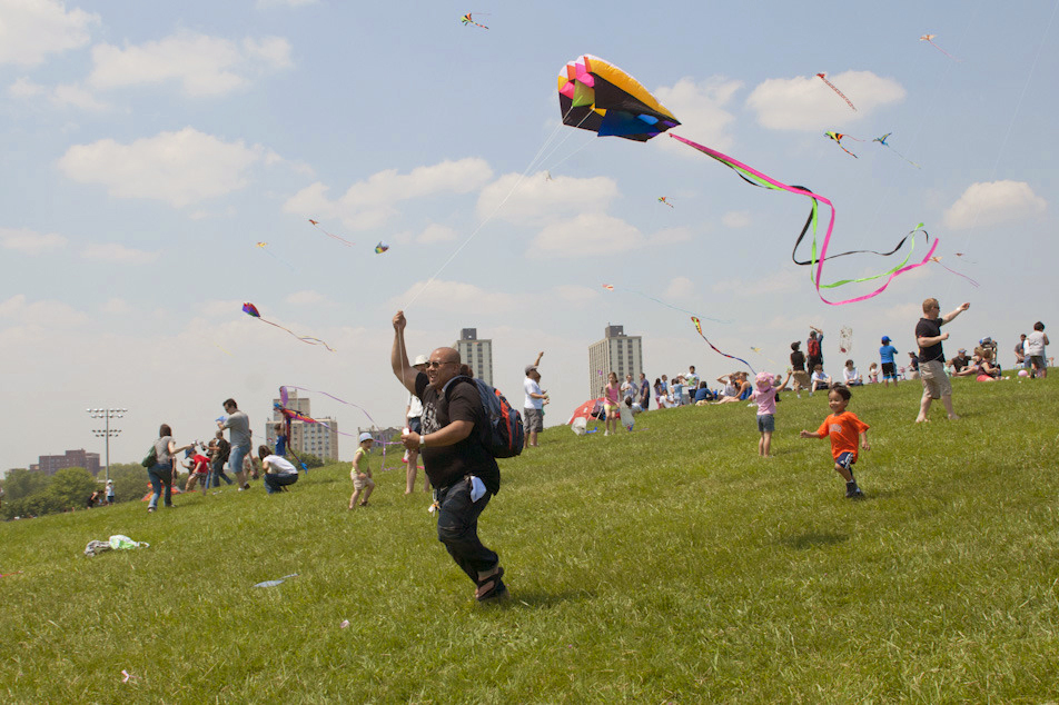 Kids and Kites Festival, Cricket Hill