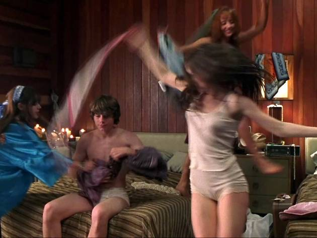 Best teen movie virginity scenes, Almost Famous