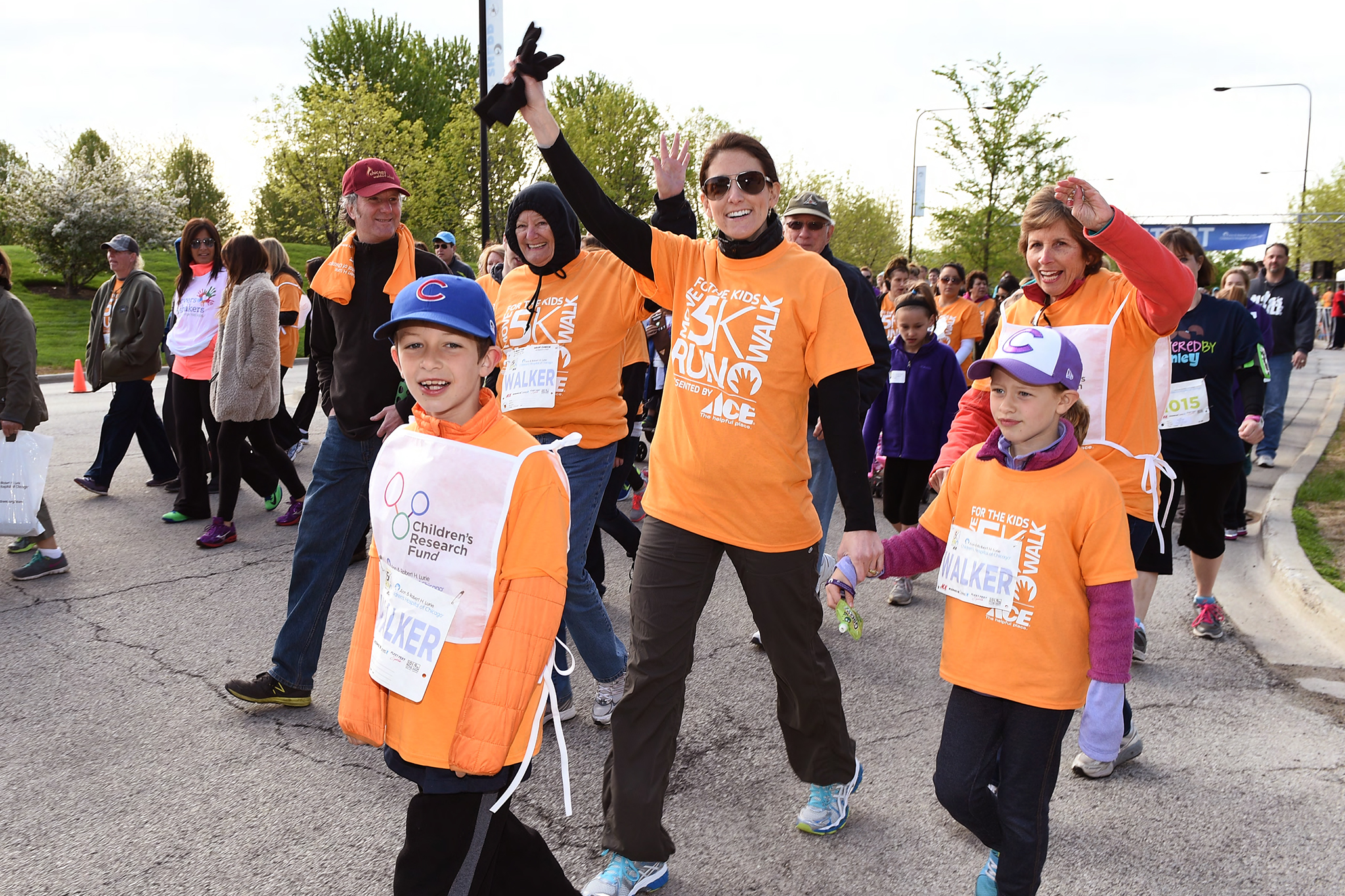 Lurie Move for Kids 5K