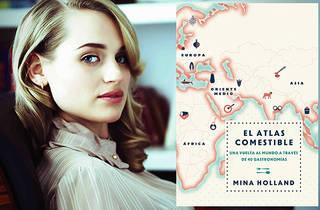 Kosmopolis 2015: Mina Holland y Carmen Alcaraz: Literatura y Gastronomía