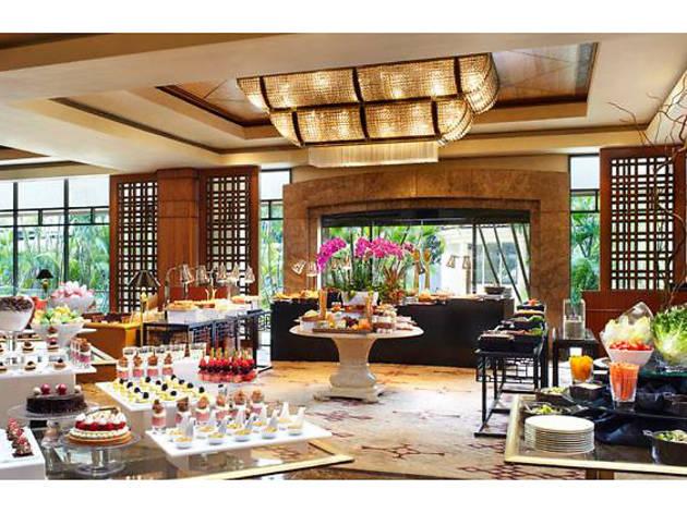 Regent Hotel - Tea Lounge