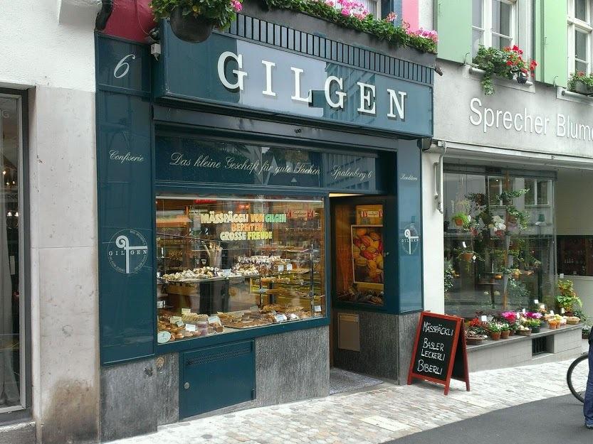 Konditorei-Confiserie Gilgen