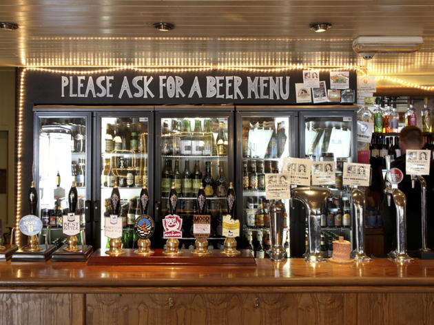 The 100 best bars and pubs in London - Cask, Pimlico