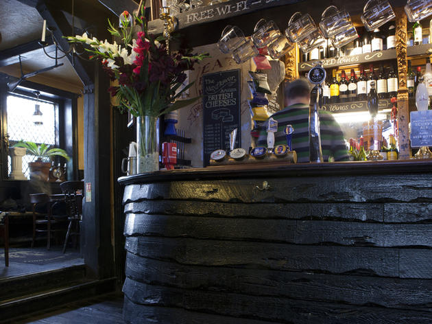 The 100 best bars and pubs in London - Mayflower, Rotherhithe