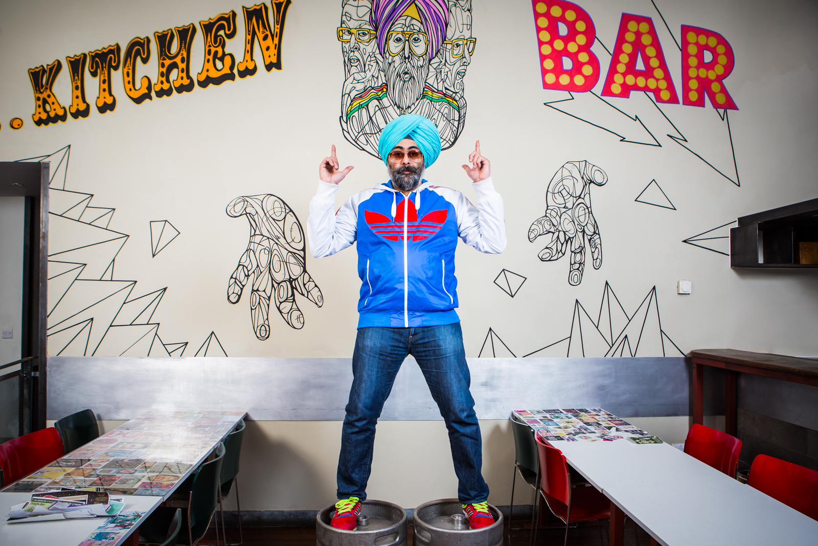 Hardeep Singh Kohli's top 10 UK Indian restaurants