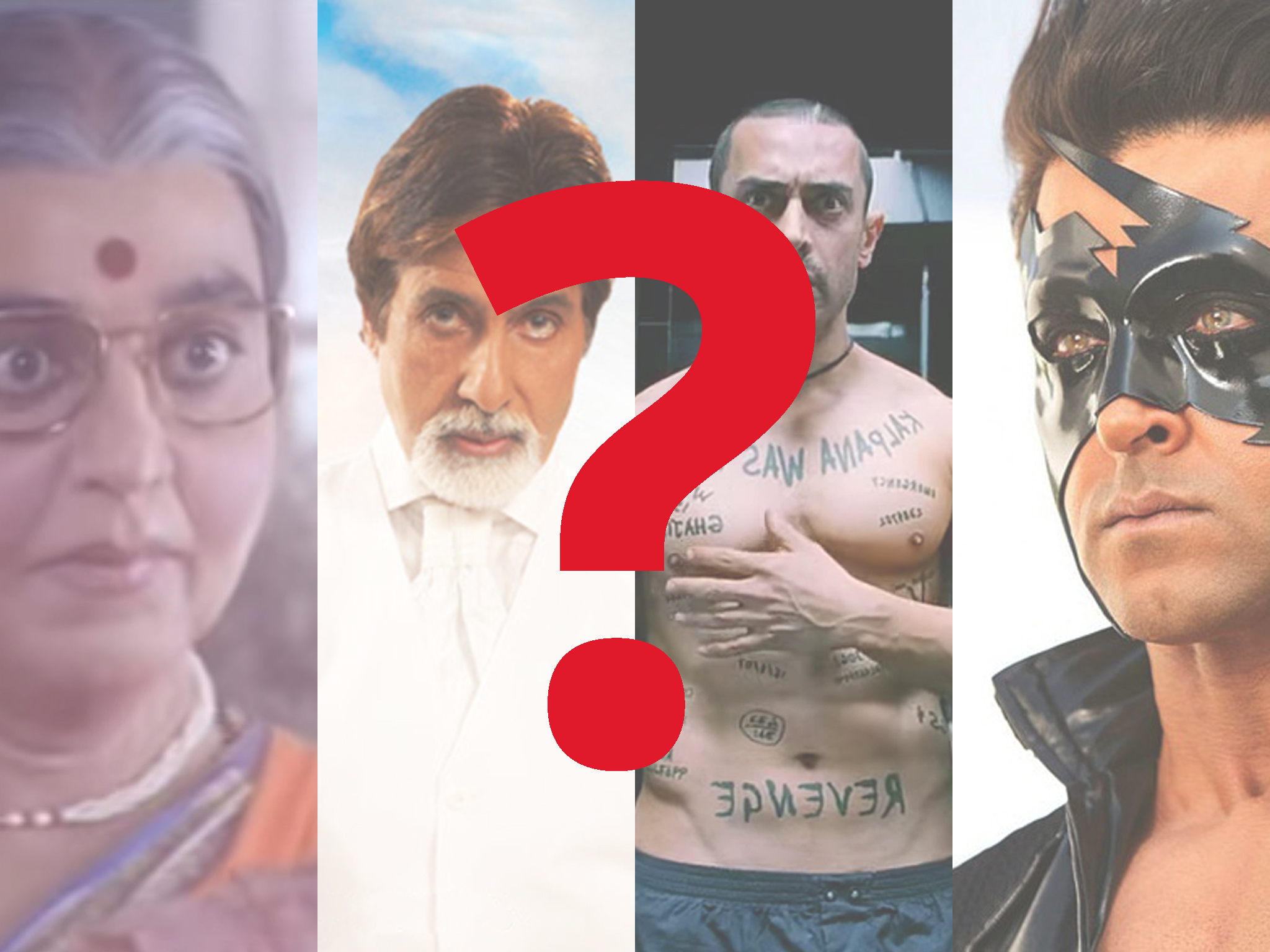 Quiz: from Hollywood to Bollywood