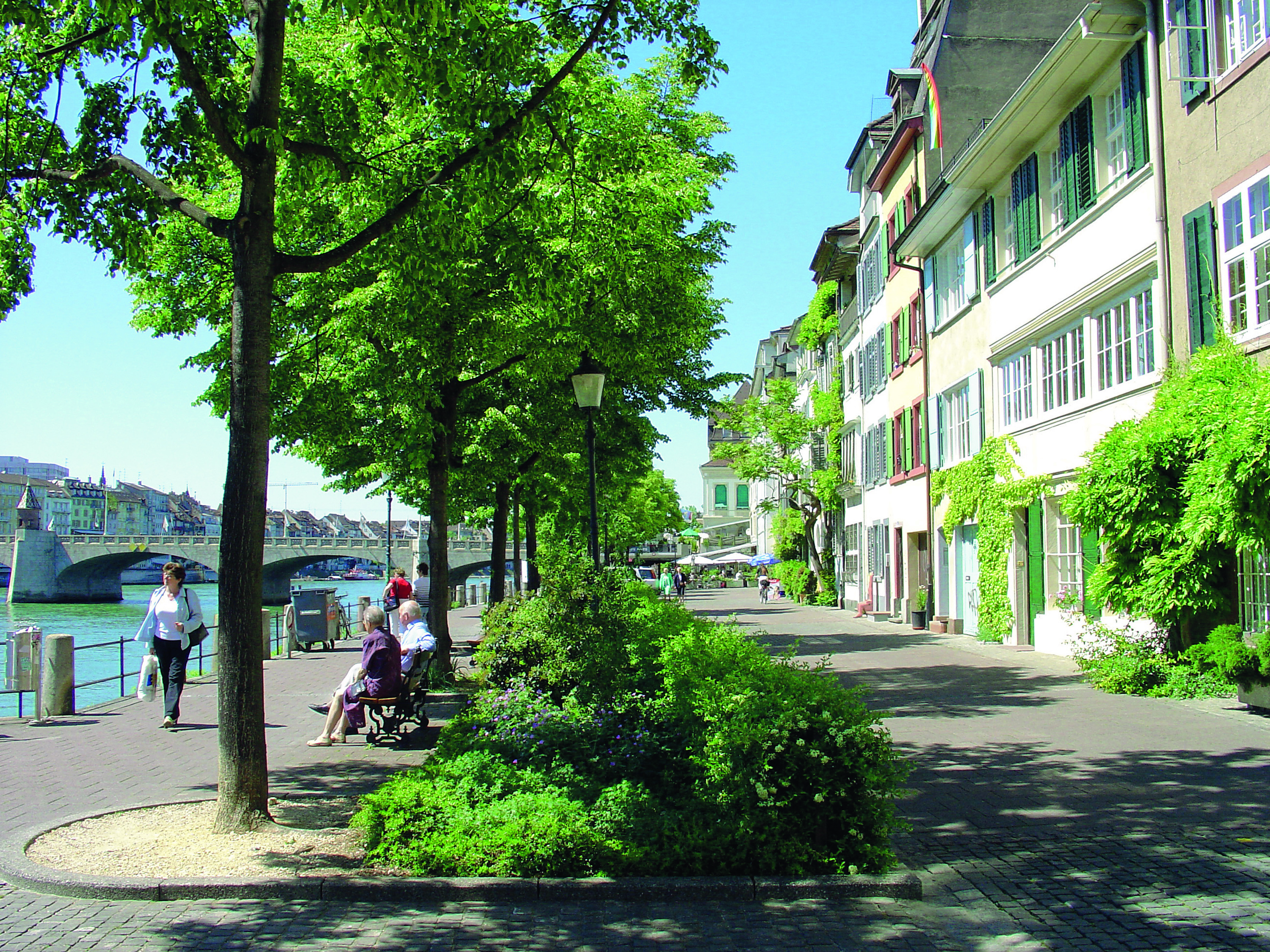 Activities in Basel for spring and summer