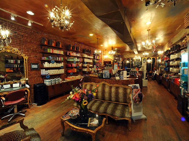 Best Nail Salons In NYC 1 Photograph Courtesy Delacqua Salon
