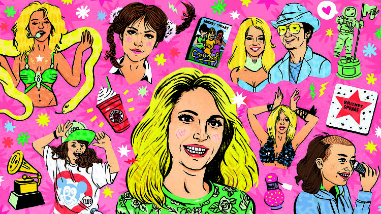 Britney Spears 101