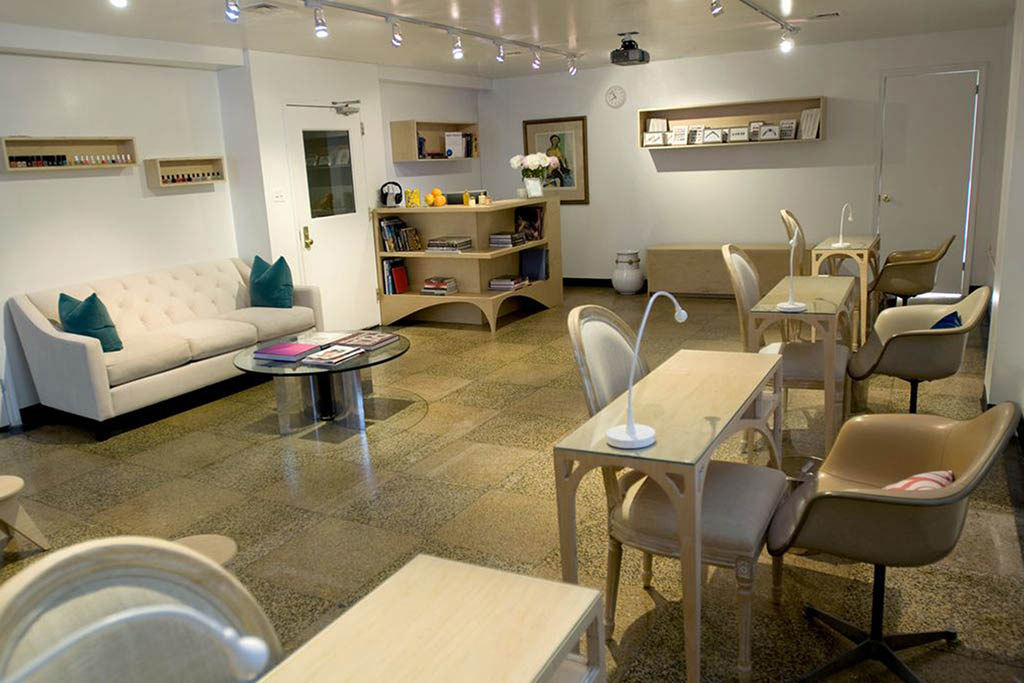 Nail salons in NYC for manicures, pedicures and nail designs